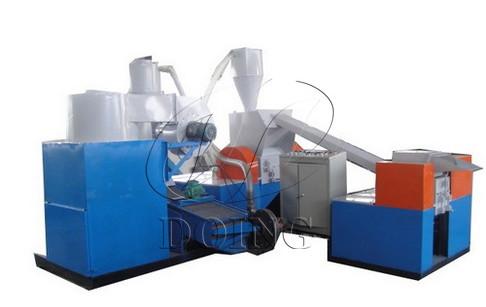 Copper recycling machine price