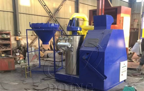 Copper wire recycling machine in India